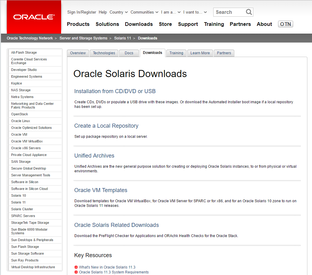 Opensolaris tw for Download oracle vm templates
