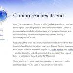 Camino (Webbrowser)