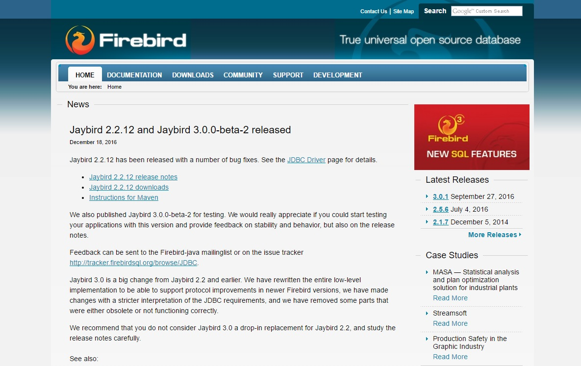 Firebird (Datenbank)