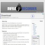Infra Recorder