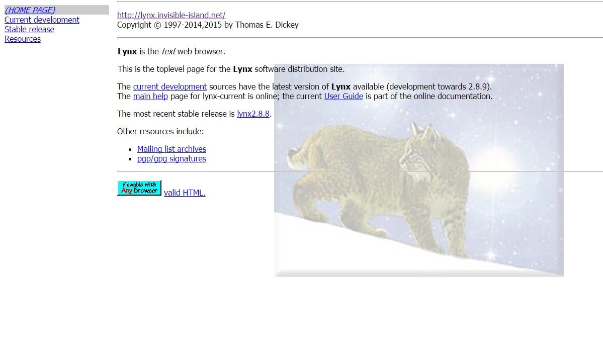 Lynx (Browser)