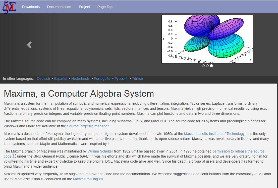Maxima (Software)