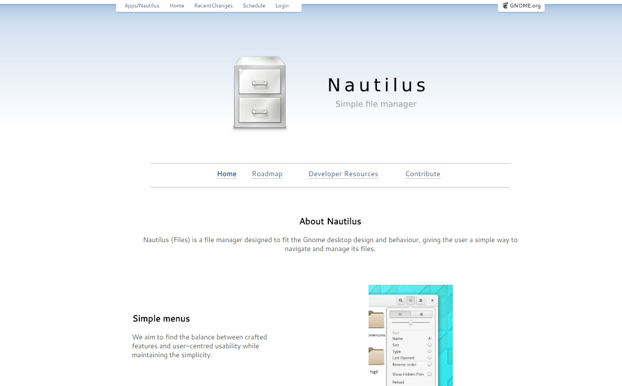 Nautilus (Software)