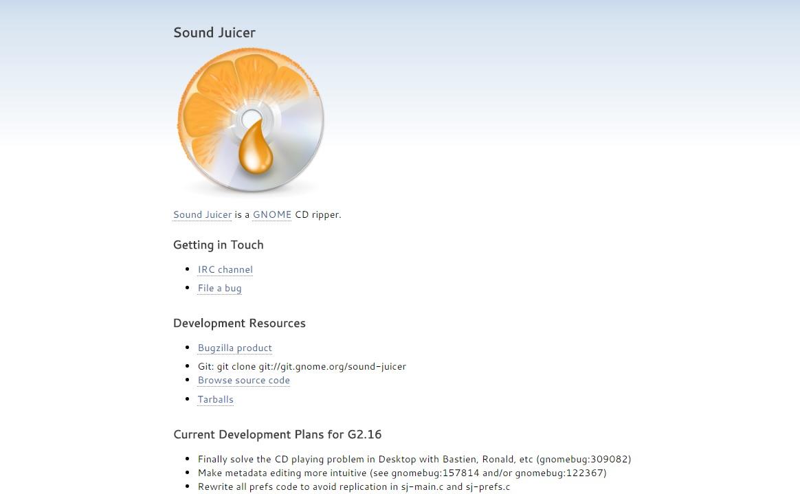 Sound Juicer